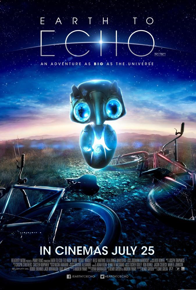 Внеземное эхо - Earth to Echo