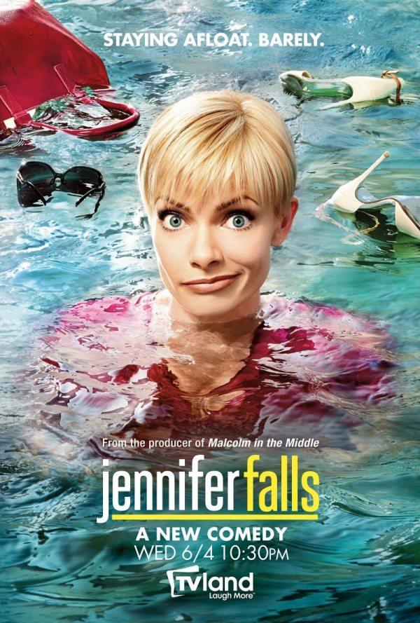 Падение Дженнифер - Jennifer Falls