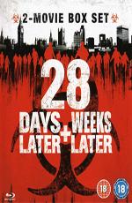 28 дней (недель) спустя - дилогия - 28 Days