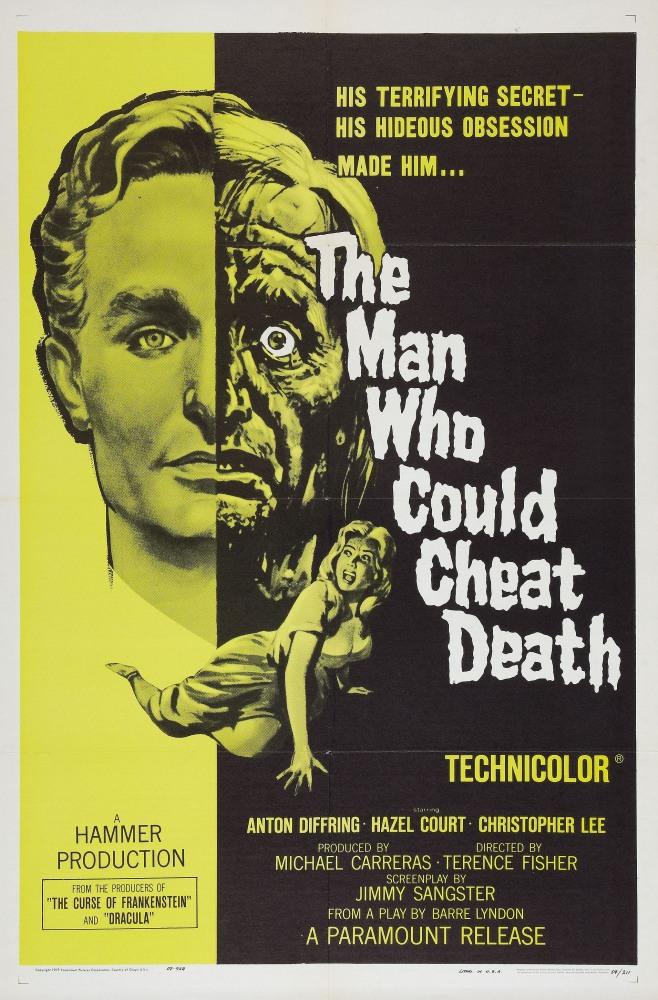Человек, обманувший смерть - The Man Who Could Cheat Death