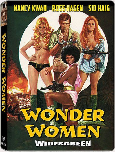 Чудо-женщины - Wonder Women