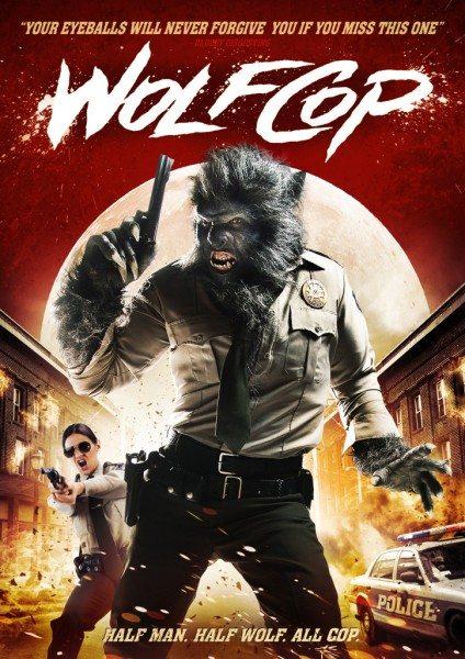 Волк-полицейский - WolfCop