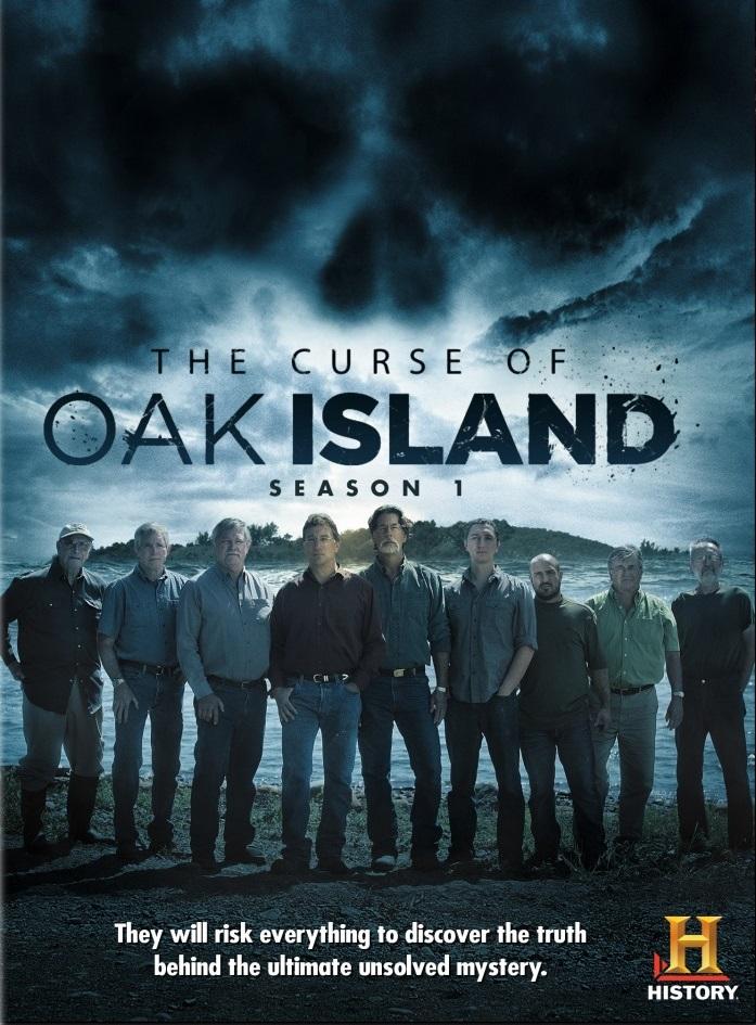 History Channel: Проклятие острова Оук - The Curse of Oak Island