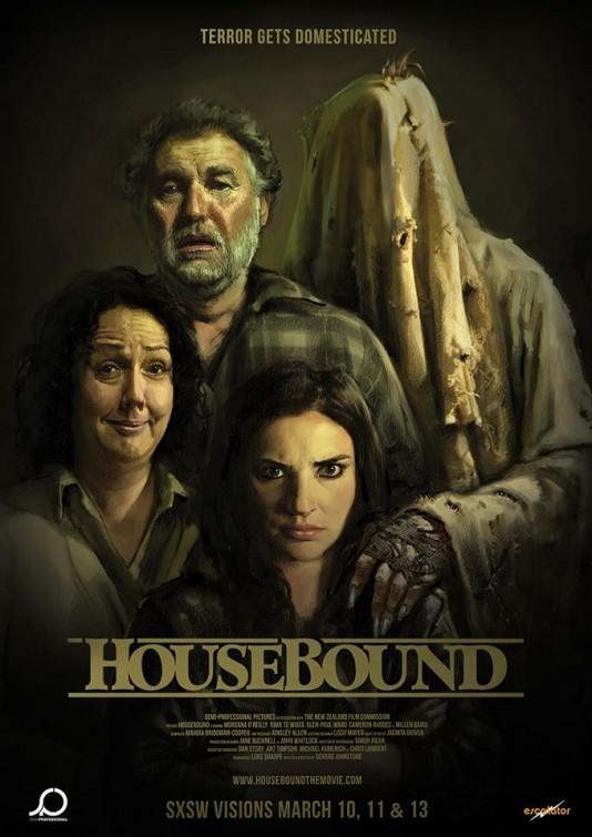 Привязанные к дому - Housebound