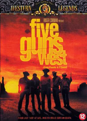 Пять ружей Запада - Five Guns West