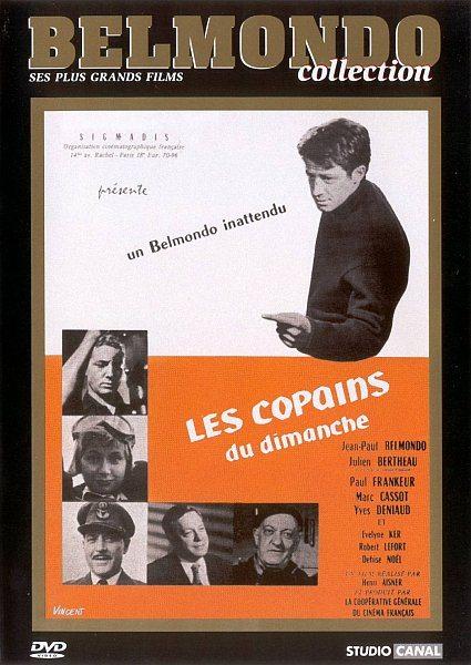 Воскресные друзья - Les copains du dimanche