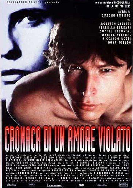 Дневник насильника - Cronaca di un amore violato