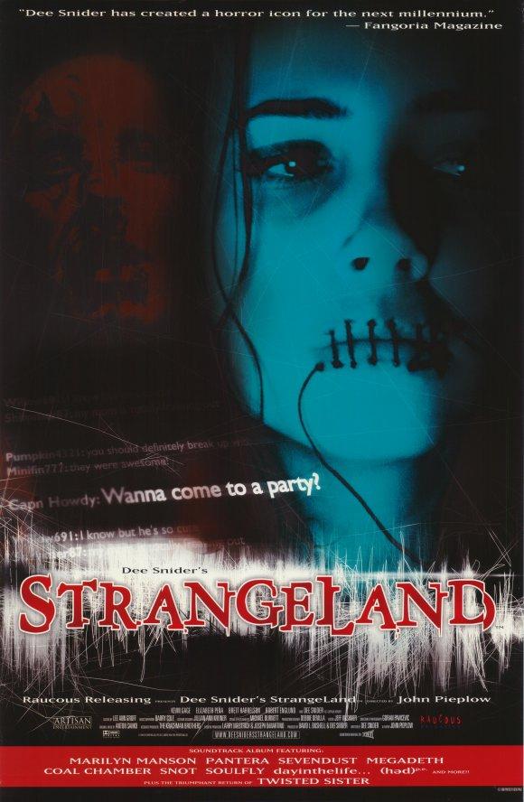 Стрейнджлэнд - Strangeland