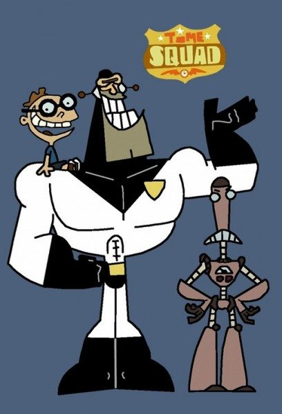 ����� ������� - Time Squad