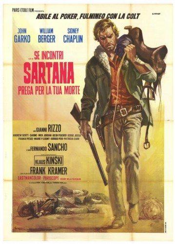 Если Встретился с Сартаной, Молись о Смерти - If You Meet Sartana Pray For Your Death
