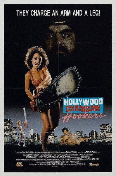 ������������ ����� � ����������� - Hollywood Chainsaw Hookers