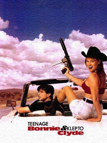 Современные Бонни и Клайд - Teenage Bonnie and Klepto Clyde