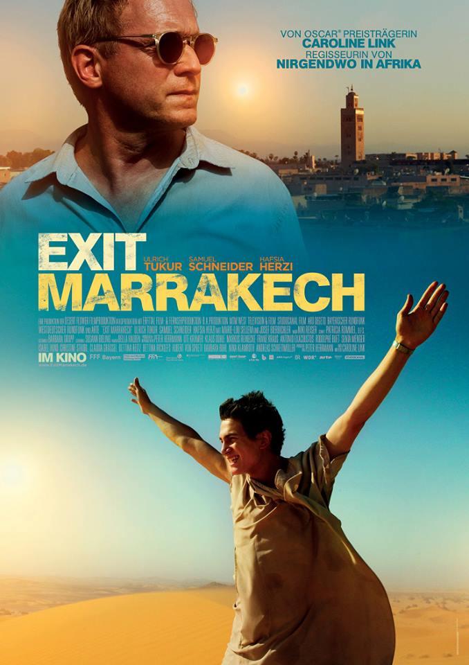 Съезд на Марракеш - Exit Marrakech