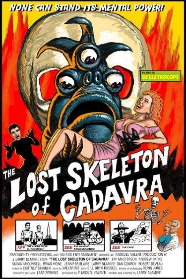 ���������� ������ ������� - The Lost Skeleton of Cadavra
