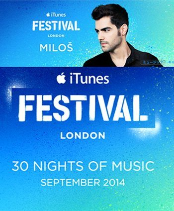 Milos Karadaglic - iTunes Festival in London