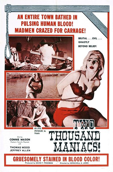 ��� ������ �������� - Two Thousand Maniacs!