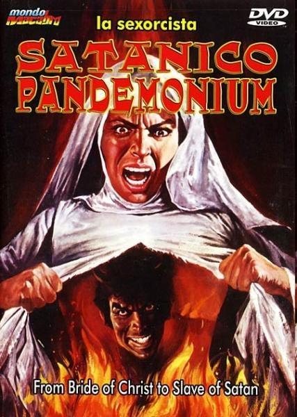 Кромешный ад Сатаны - SatГЎnico pandemonium