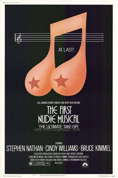 Первый нудистский мюзикл - The First Nudie Musical