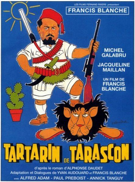 Тартарен из Тараскона - Tartarin de Tarascon