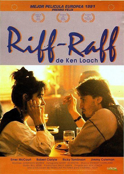Отбросы общества - Riff-Raff