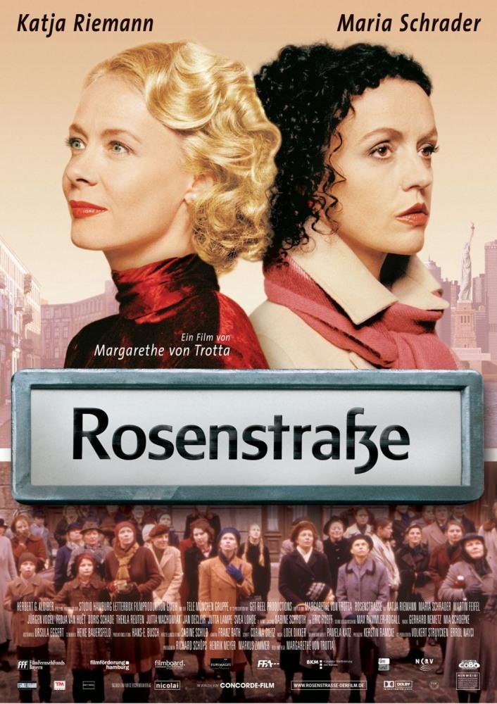 Розенштрассе - Rosenstrasse