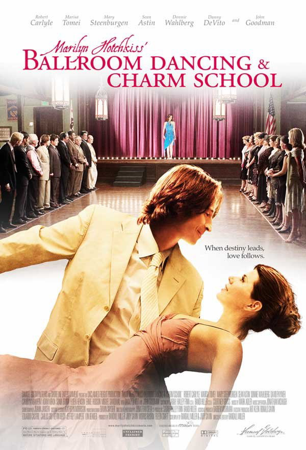 Школа танцев и обольщения Мэрилин Хотчкисс - Marilyn Hotchkiss' Ballroom Dancing & Charm School