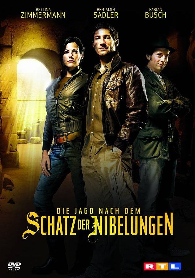 В поисках сокровищ нибелунгов - Die Jagd nach dem Schatz der Nibelungen