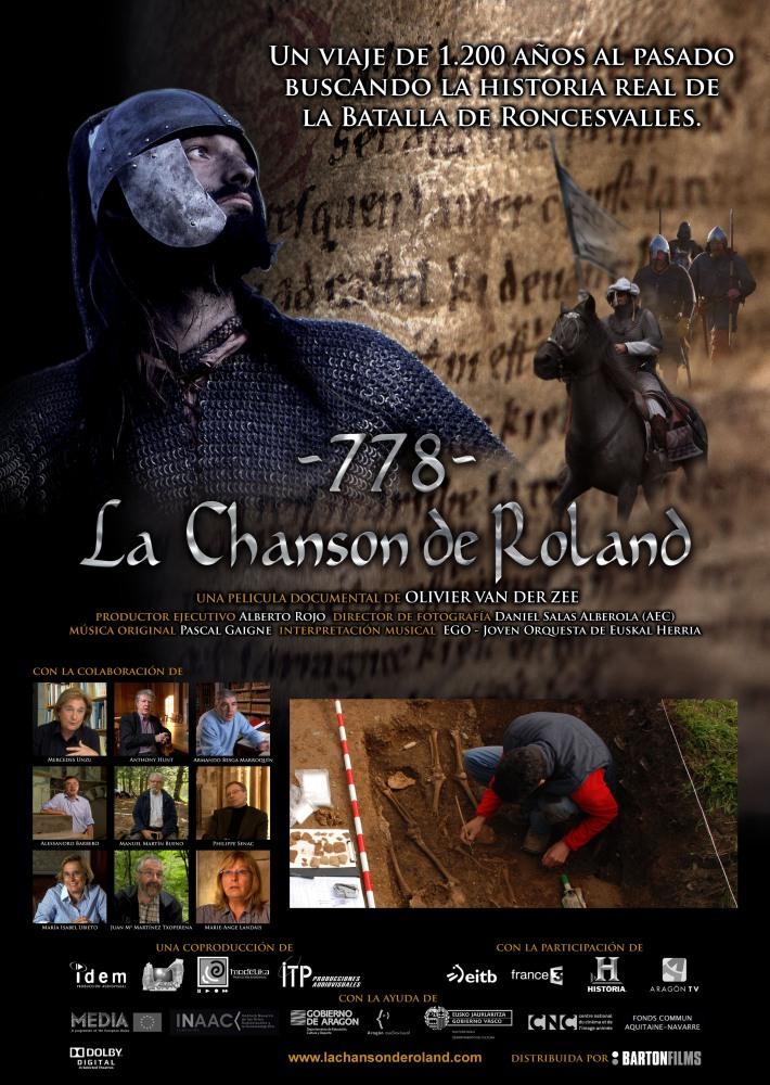 778 - Песнь о Роланде - 778 - La Chanson de Roland