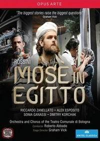 Джоаккино Россини - Моисей в Египте - Gioachino Rossini - Mose in Egitto