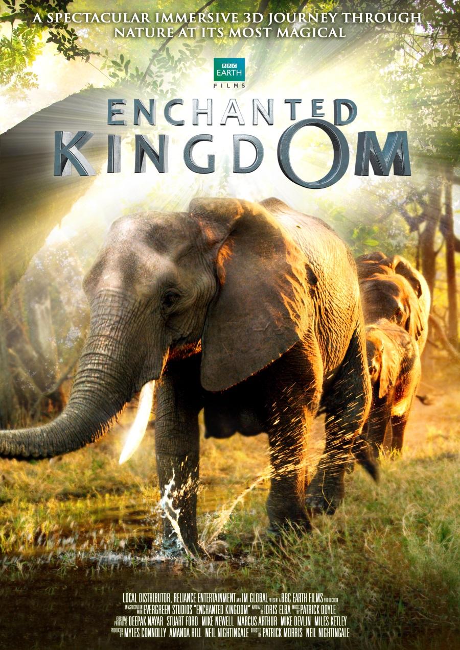 Заколдованное королевство 3Д - Enchanted Kingdom 3D