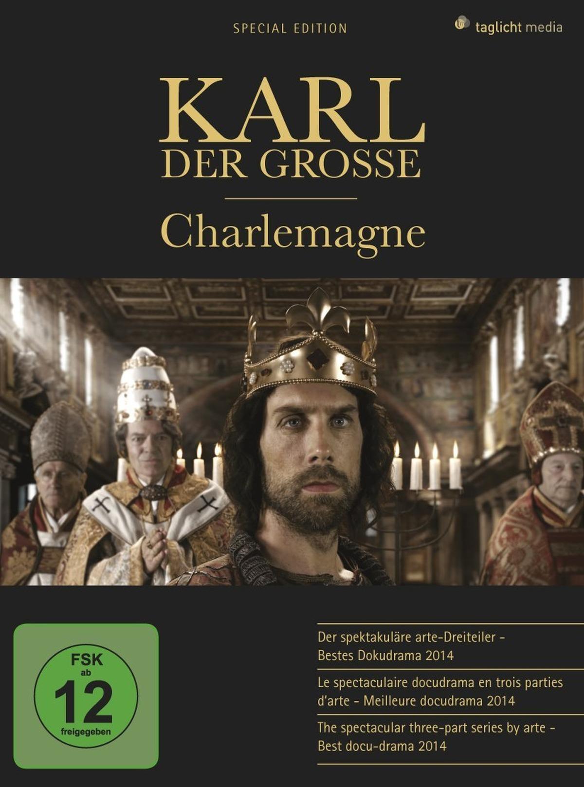Мифы и правда о Карле Великом - Karl der Grosse