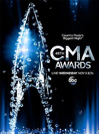 48-я церемония вручения наград Ассоциации кантри-музыки - 48th Annual CMA Awards