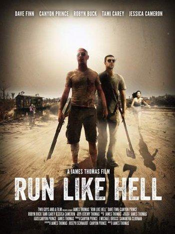 Сматывайся отсюда к черту - Run Like Hell