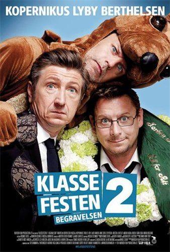Встреча выпускников 2: Похороны - Klassefesten 2- Begravelsen