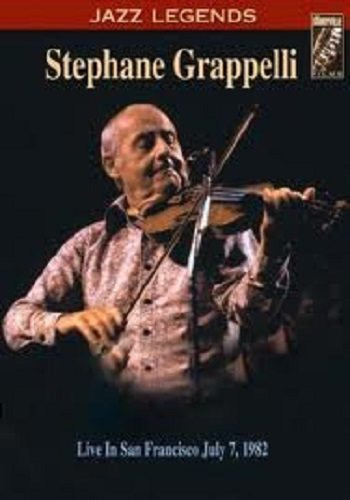 Stephane Grappelli - Jazz Legend 1982