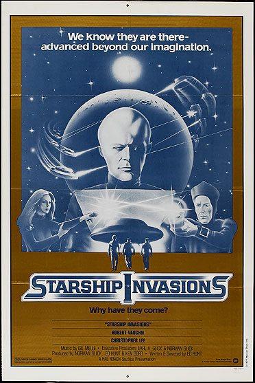 Вторжение звездных кораблей