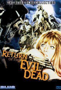 Слепые мертвецы 2: Возвращение слепых мертвецов