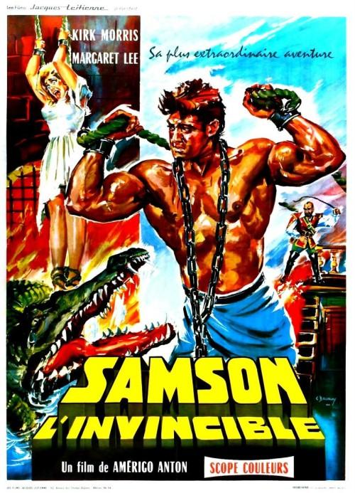 Самсон против пиратов