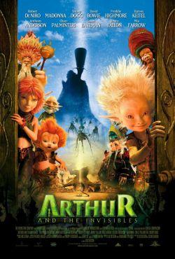 Артур и минипуты - Arthur et les Minimoys