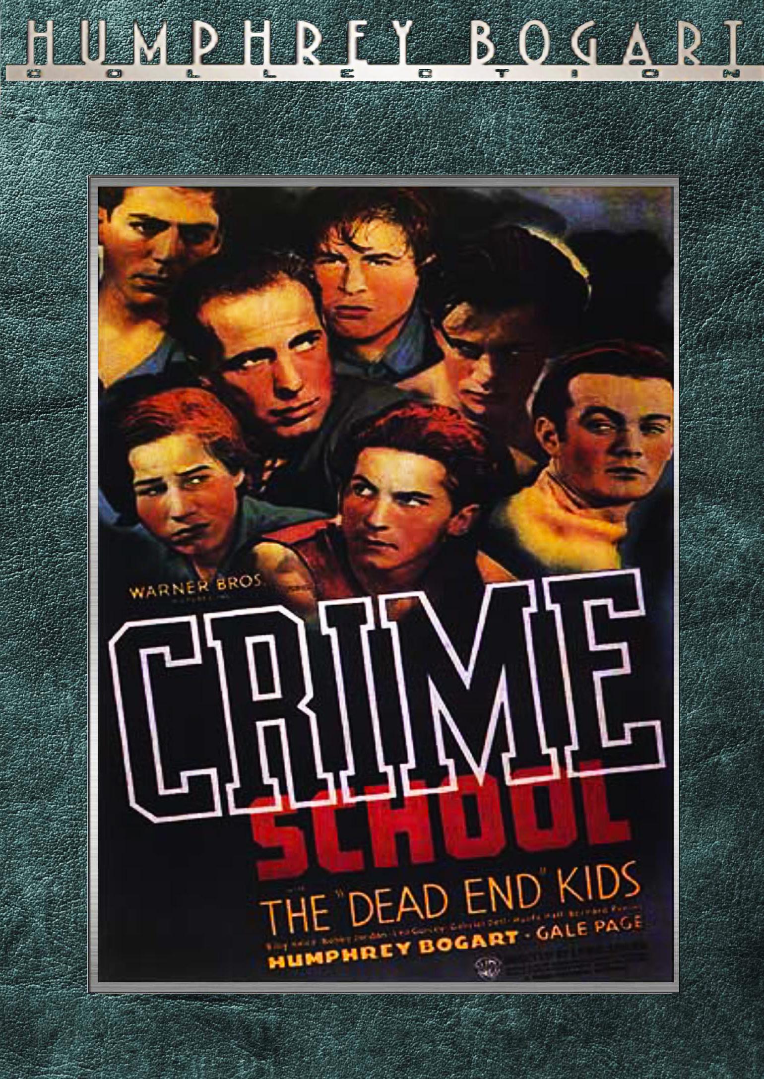 Школа преступности