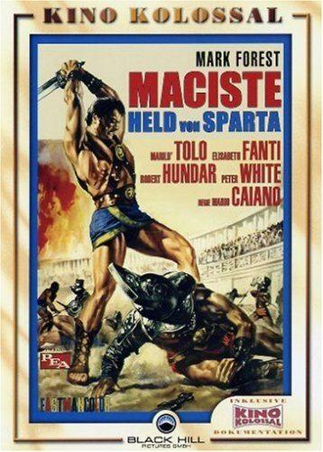 Мацист, гладиатор из Спарты