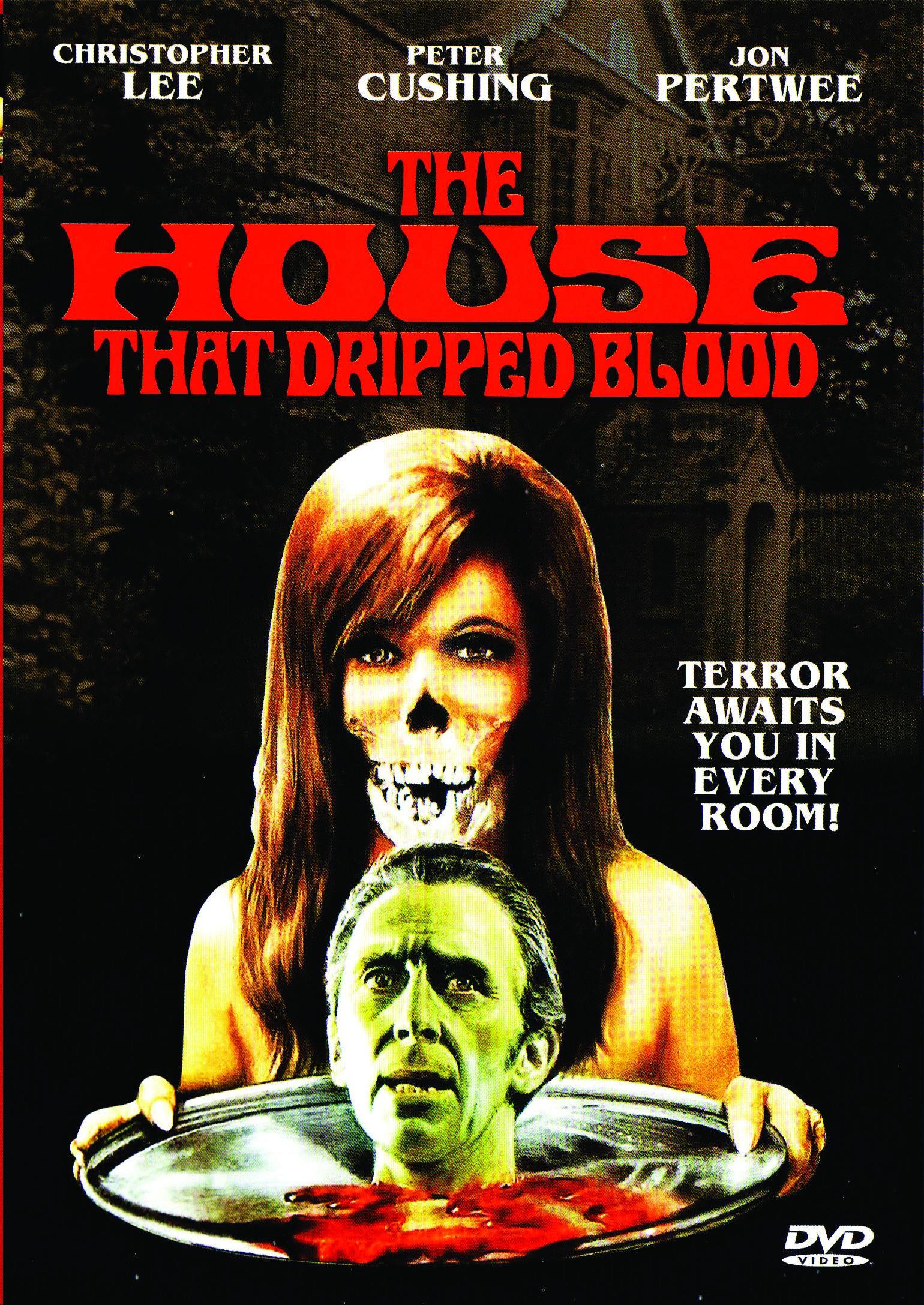 Дом, где стекает кровь