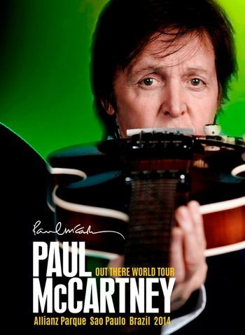 Paul McCartney - Live at Allianz Parque. Sao Paulo. Brazil