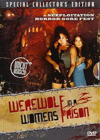 Оборотень в женской тюрьме - Werewolf in a Women's Prison