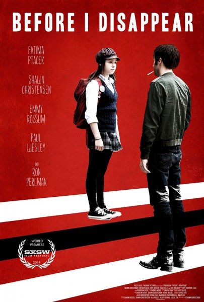 ���� � �� ������� - Before I Disappear