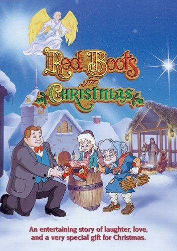 Красные сапожки на Рождество - Red Boots for Christmas