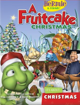 Рождество Герми и его друзей - Hermie & Friends- A Fruitcake Christmas