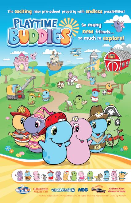 Бадики - PlayTime Buddies