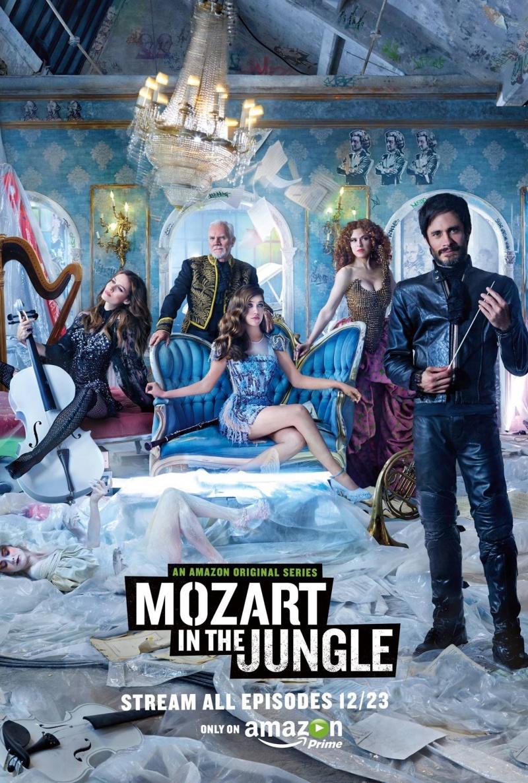 Моцарт в джунглях - Mozart in the Jungle