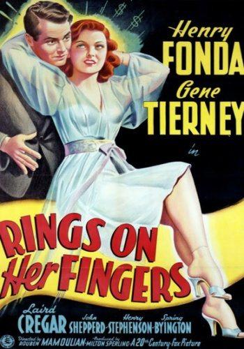 Кольца на ее пальцах - Rings on Her Fingers
